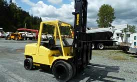 Rental Forklifts and Aerial Platforms